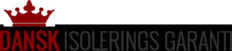 Isolering med Rockwool i Køge københavn Ringsted & Næstved, dansk isolerings garanti logo